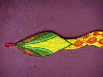 bijoux de jardin pâte de verre et albertini
