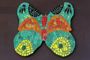 papillon porte torchon, stage enfant