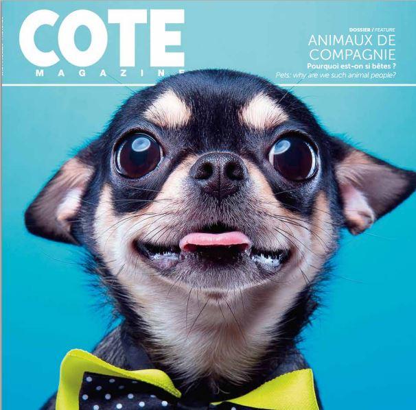 Couv Côté magazine mai 2015