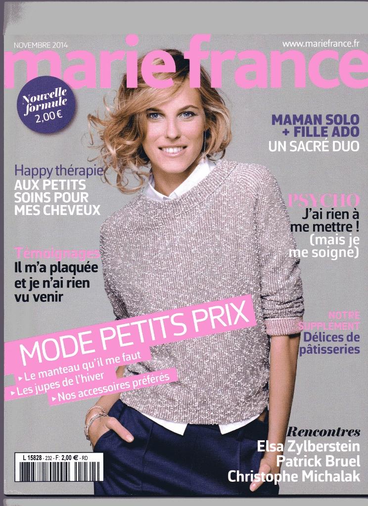 Marie France Couv Nov 2014 presse Vanina Mercury MosaIste Marseille (744x1024)