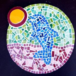 Papillon Stage mosaïque Enfant marseille