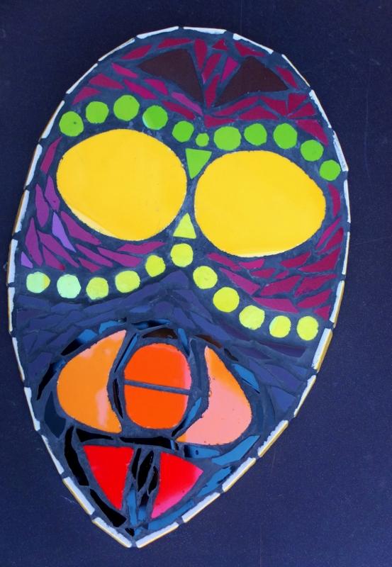 masque africain marseille