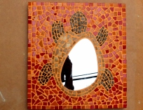 petit miroir, cours adulte mosaïque marseille