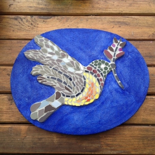 STAGE mosaique adulte OISEAU