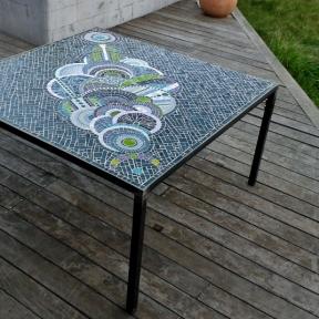 tables | vanina mercury mosaïques :: décoration et objet d ...