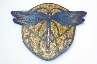 Bijoux de jardin, libellule
