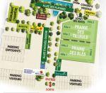 Plan Jardins d'Albertas